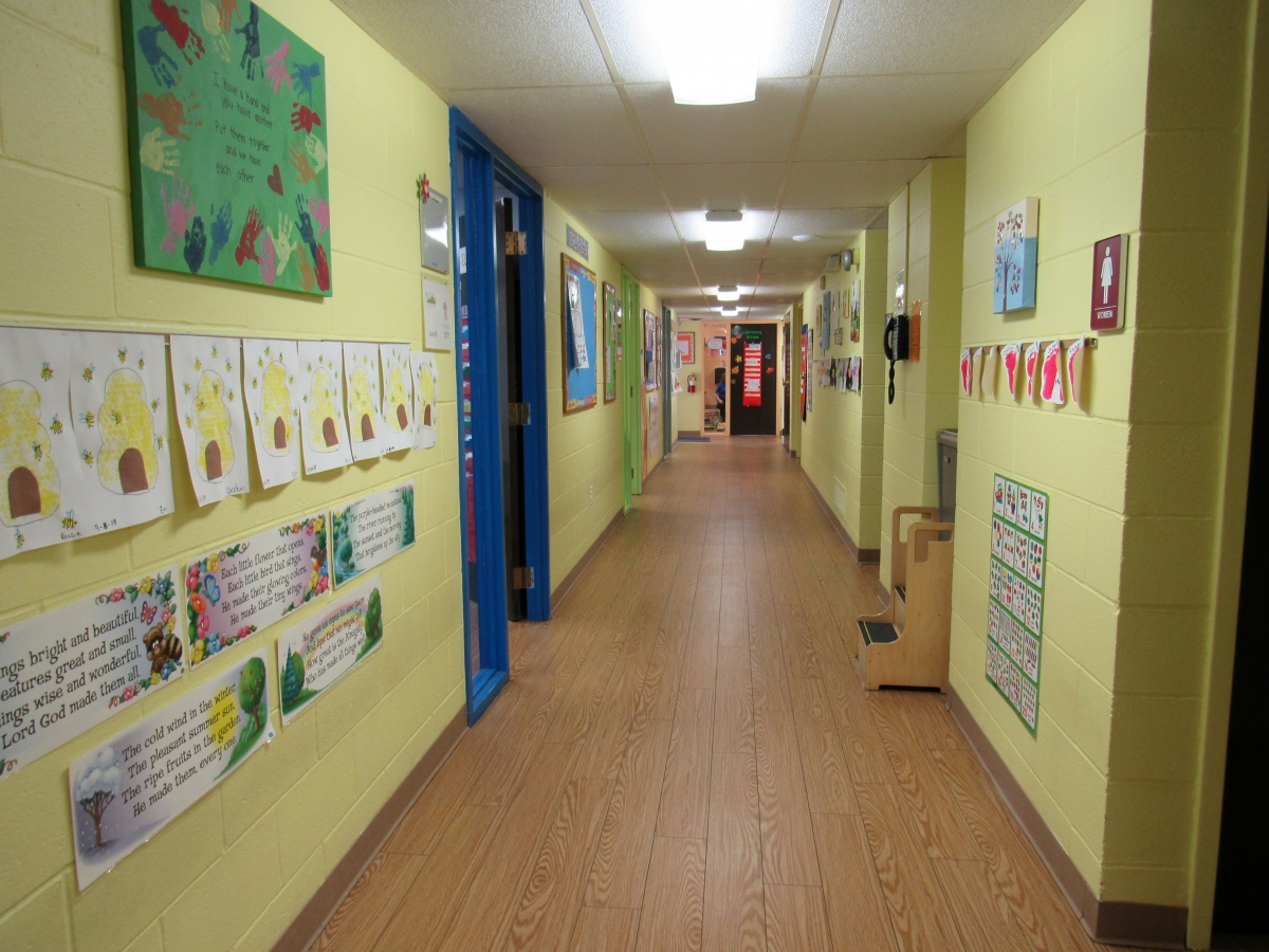 Preschool Main entrance