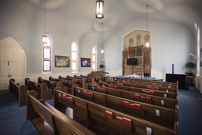 McJohnston Chapel