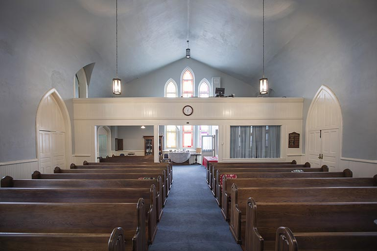 McJohnston Chapel